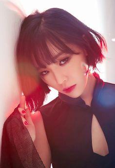 Brown Eyed Girls Ga In - ize Magazine February Issue Korean Beauty, Asian Beauty, Korean Makeup, Brown Eyes, Brown Hair, Korean Girl, Asian Girl, Short Hair Cuts, Short Hair Styles