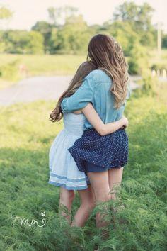 sisters:) #sisters #teens sibling photography, natural light