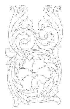 Картинки по запросу leather carving patterns