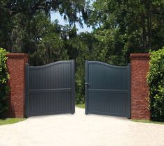 Portail, portillon, clôture aluminium - Obelo - ROY
