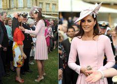 Nas comemorações do Jubileu da Rainha, Kate Middleton aparece com mesmo vestido em menos de duas semanas