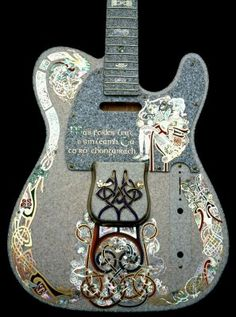 Celtic Custom Telecaster