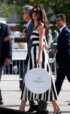 Amal Alamuddin's style: 8 fashion lessons from Clooney's leading lady