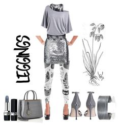 """grey"" by priyaarun ❤ liked on Polyvore featuring Topshop, Zimmermann, Fendi, Todd Reed and Christian Dior"