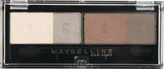 Maybelline Eye Studio Quad 31 Natural