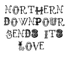 Northern Downpour