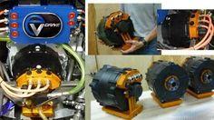 Motor - another motor option - the EVD150HV - $20,870 - makes 240 horsepower - weighs 101 lbs