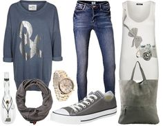 Liveling - Casual Outfit - stylefruits.nl