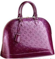 Louis Vuitton Purple <3