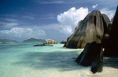 Seychelles. Yes. Yes. Yes. Yes. Yes. I will marry the guy who takes me here, no questions asked.