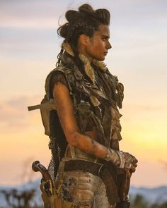 Post-Apocalyptic Fashion : Photo