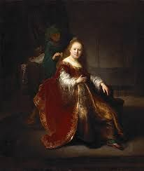 young woman at her toilet Rembrandt Harmenszoon van Rijn National Gallery of Canada. oil on cm. Oil On Canvas, Canvas Prints, Framed Prints, List Of Paintings, Rembrandt Paintings, Rembrandt Art, National Gallery, Dutch Golden Age, Dutch Painters