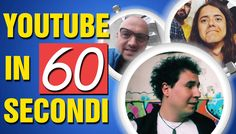 YouTube in 60 secondi - Horror Trip, Milleaccendini, Humansafari100k...
