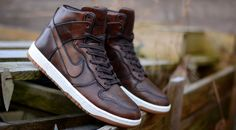 The Nike Dunk High Has Been Aged to Perfection