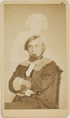 Image William H Mumler Commander B Cushing 1843