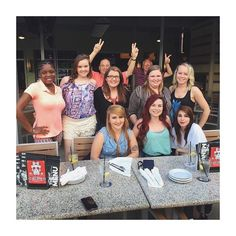 ❤️ these girls and these photo bombers  #ihavethebestcoworkers #barlouie #chattanooga #girlsday