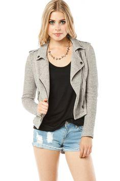 2013 $40 ShopSosie Style : Benson Moto Jacket