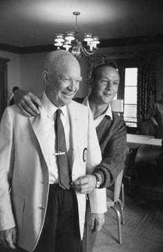 Irresistible Looking Great Ladies Golf Fashion Ideas. Mesmerizing Looking Great Ladies Golf Fashion Ideas. Golf Handicap, Augusta National Golf Club, Dwight Eisenhower, Masters Golf, Best Golf Clubs, Arnold Palmer, Vintage Golf, American Presidents, American History