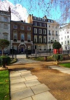 Berkeley Square, Mayfair, London, W1