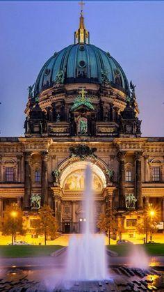 .Catedral de Berlin ALEMANIA