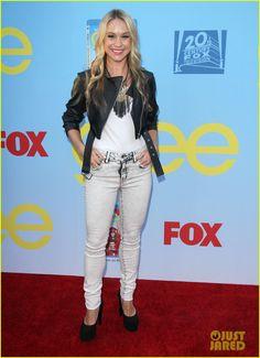 KILL CITY // Jenna Ushkowitz & Chord Overstreet: 'Glee' Premiere!