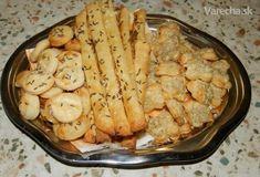 Aby Vianoce neboli presladené: Upečte aj drobné slané pečivo na vyváženie chuti Chicken, Meat, Food, Eten, Meals, Cubs, Kai, Diet