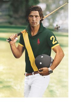 Polo Sensation Nacho Figueras Talks Style, Suiting and @Ralph Lauren