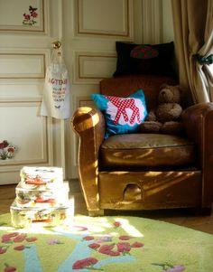 La chambre de Mr P. ©HappyCuteFamily