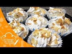YouTube Meringue, Sweet Recipes, Biscuits, Food And Drink, Sweets, Make It Yourself, Desserts, Youtube, Videos