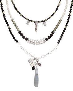 Neutral Territory Necklace, Necklaces - Silpada Designs
