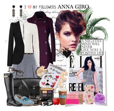 """Back to School look"" by annagiro ❤ liked on Polyvore featuring Dolce&Gabbana, Fred Mello, Salsa, Marc Jacobs, Biba, The Cambridge Satchel Company, Zara, MICHAEL Michael Kors, Mimco and C. Wonder"