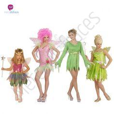 #Disfraces grupos #Hadas del Bosque.  En Mercadisfraces podrás comprar tus #disfraces para grupos y comparsas.
