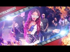 Information - Going to upload customs on here, but for highlights/recaps and remakes, etc. Wwe Entrance, Entrance Songs, Sasha Banks Theme, Wwe Girls, Kevin Owens, Be The Boss, Wwe Superstars, Theme Song, Youtube