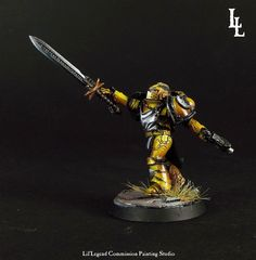 MUST SEE – 30k Imperial Fists' Hotness!   Spikey Bits