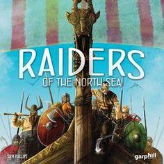 Raiders of the North Sea | Board Game | BoardGameGeek