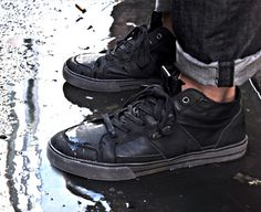 H2O | DZR water resistant SPD compatible Sneakers by DZR
