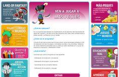 Explorant per la xarxa en busca de recursos TIC he topat amb Educapeques, un portal que té com a objectiu estimular l'aprenentatge dels infants a partir d'activitats i jocs online. (...) *Segueix llegint a http://educacioilestic.blogspot.com.es/2012/03/educapeques-recursos-tic-molt.html