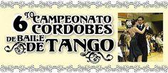 El 6º campeonato cordobés de baile de tango gira por la provincia