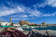 Puerto de Adra - Fishing port of Adra (Almería, Spain) | por fhuesop