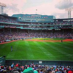 Boston Red Sox, Fenway Park - 2005 & 2012