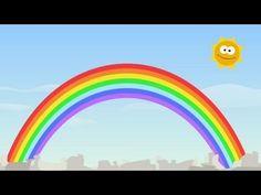 Canción de los Colores - Canciones Infantiles - Toobys. Esta canción enseña los…