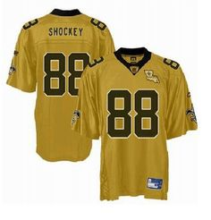 Reebok New Orleans Saints Jeremy Shockey 88 Gold Replica Jerseys Sale ... 0cdf5c76d