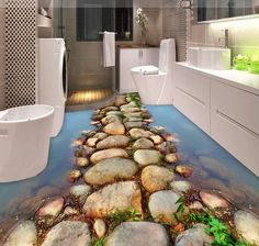 3D Bathroom Floor                                                                                                                                                                                 More