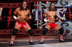 The Usos, Jimmy and Jay,(current)
