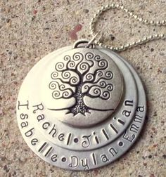 Stamped Metal Necklace: How do I make the Metal Stamp Necklaces? What supplies do I need