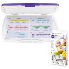 Cupcake Decorating Kit And Board now featured on Fab.