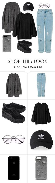 """""""Untitled #29"""" by izabella-todor on Polyvore featuring Puma, adidas and CHARLES & KEITH"""