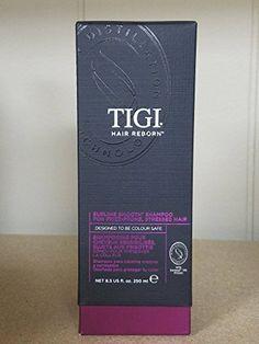 TIGI Hair Reborn Sublime Smooth Shampoo For FrizzProne Stressed Hair 85 OZ ** undefined #DailyShampoo