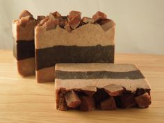 SOLD OUT  Chocolate Cake Soap   www.facebook.com/TheSoapMine