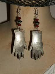 Image result for heart in hand folk art